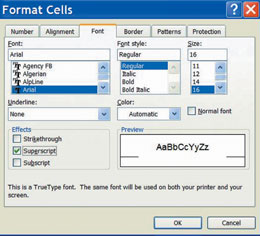 how to get rid of diagonal line in excel cell