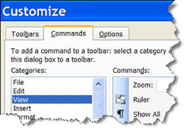 Access Format Painter via the Keyboard