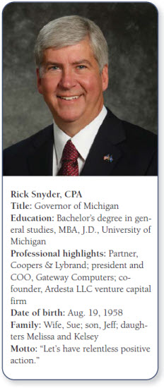 Rick Snyder, CPA