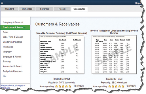 Tips To Optimize QuickBooks Reporting - Quickbooks invoice list report