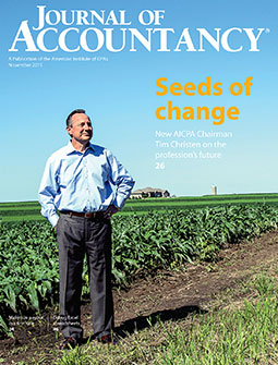 November 2015 Journal of Accountancy