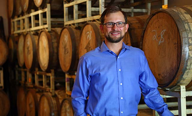 Bryan Carpenter, CPA, CGMA, an audit manager for LevitZacks in San Diego, has developed a brand as the Craft Beer CPA to attract clients.