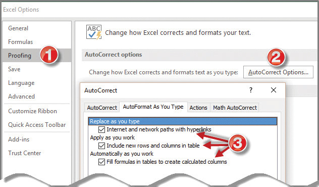 change default accounting format in excel