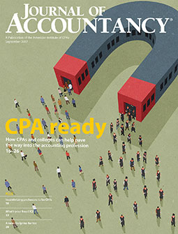 Journal of Accountancy, September 2017