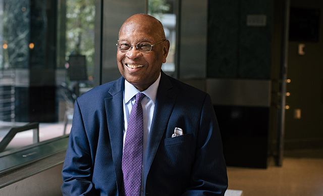 Lester McKeever Jr., CPA, J.D., is a partner with Mitchell Titus in Chicago and is a former chairman of the Chicago Federal Reserve. He was presented with the AICPA Gold Medal Award of Distinction in October.