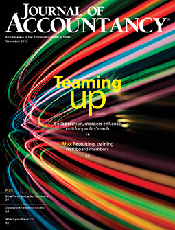 Journal of Accountancy, November 2018