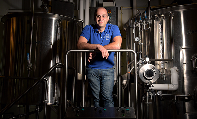 Chris Farmand, CPA/CITP, developed a niche serving the craft beer industry.