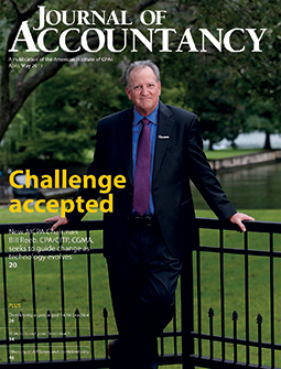 Journal of Accountancy, April/May 2019