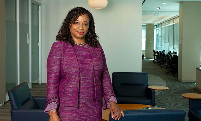 Kim Griffin-Hunter, CPA, South Florida managing partner for Deloitte