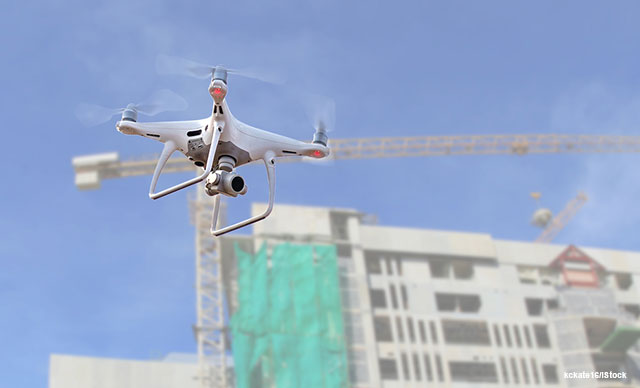 Using drones to enhance audits - Journal of Accountancy podcast