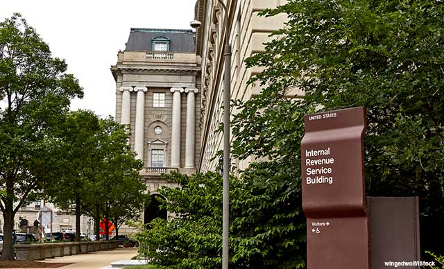 Government shutdown would halt many IRS operations - Journal