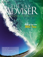 From The Tax Adviser