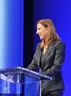 Cathy Engelbert, CPA, CEO of Deloitte LLP