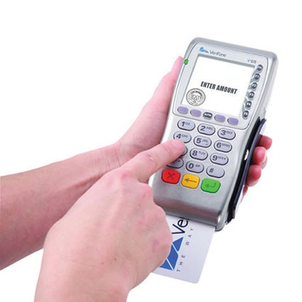Handheld payment device