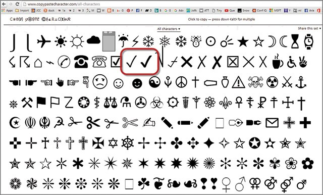 Microsoft Word: Check this out