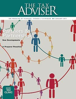 The Tax Adviser, February 2017