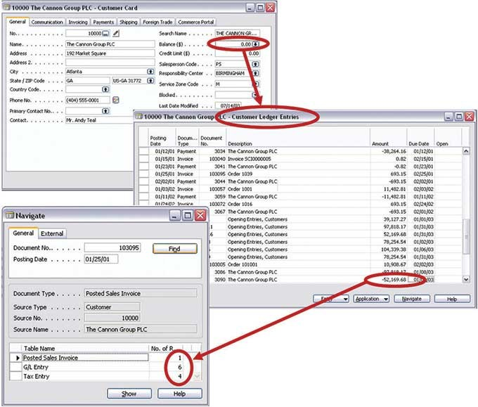accounting and erp systems a look inside drillable financial statements