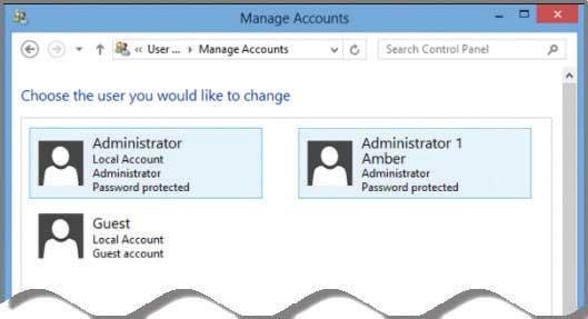 microsoft administrator password recovery