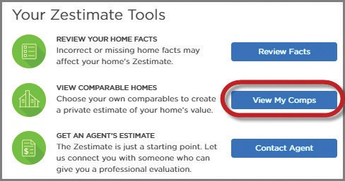 Web-based tools: How to get a free home appraisal online