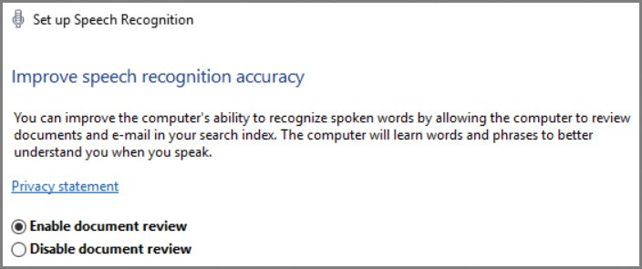 Speech to text: Improving voice-recognition accuracy - Journal of